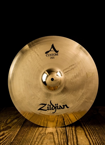 "Zildjian A20514 -  16"" A Custom Series Crash"