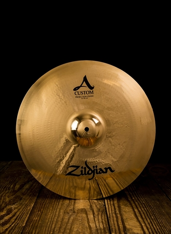 "Zildjian A20582 - 16"" A Custom Series Projection Crash"