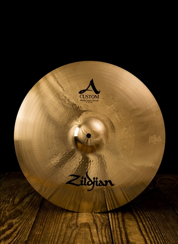"Zildjian A20583 - 17"" A Custom Series Projection Crash"