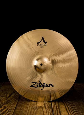 "Zildjian A20515 - 17"" A Custom Crash"
