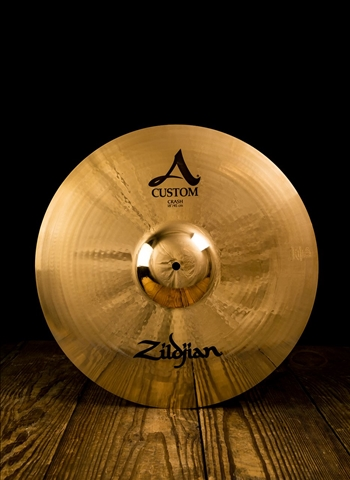 "Zildjian A20516 - 18"" A Custom Series Crash"