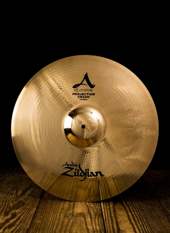 "Zildjian A20585 - 19"" A Custom Series Projection Crash"