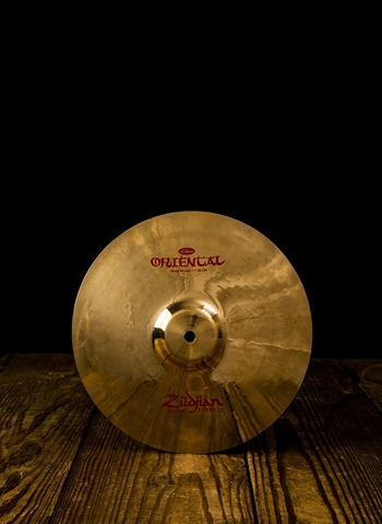 "Zildjian A0611 - 11"" FX Oriental Series Trash Splash"