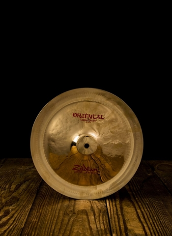 "Zildjian A0612 - 12"" FX Oriental Series China Trash"