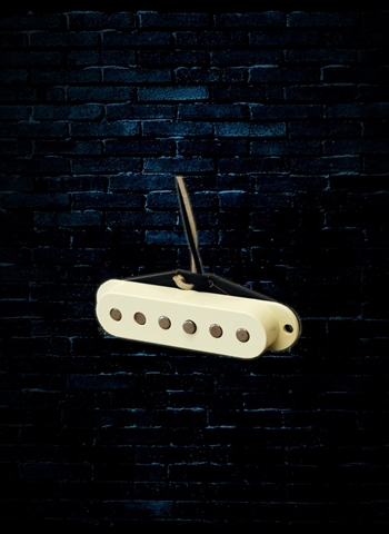 Lindy Fralin Blues Special Stratocaster Pickup Set - Aged White