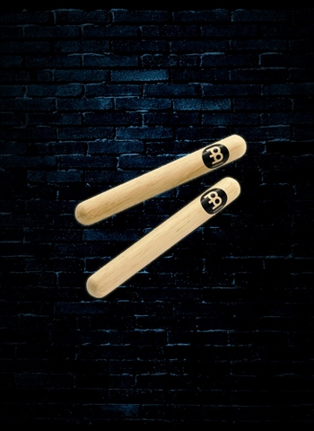Meinl CL1HW Classic Wood Claves