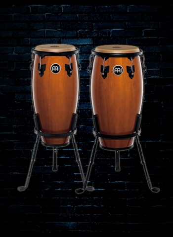 "Meinl HC512MA  - 10"" and 11"" Headliner Series Congos - Maple"