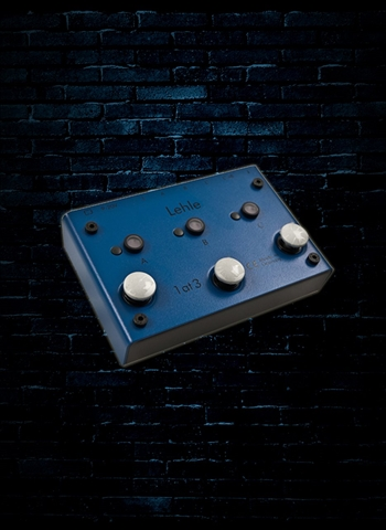 Lehle 1at3 SGoS - True Bypass Switcher