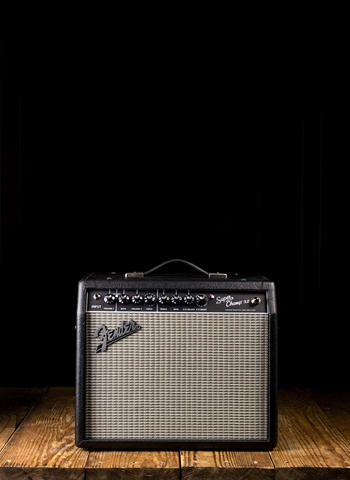 "Fender Super Champ X2 - 15 Watt 1x10"" Guitar Combo - Black"