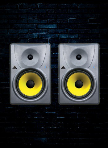"Behringer TRUTH B1031A - 150 Watt 1x8"" Studio Monitor (Pair) - Black"