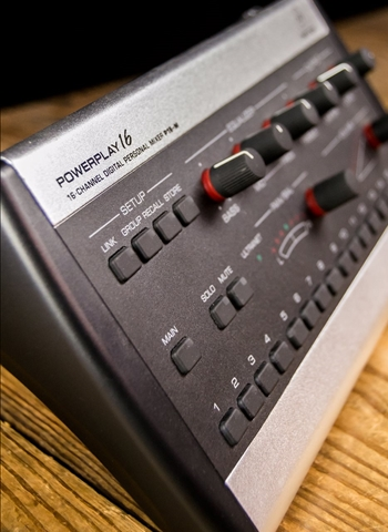 Behringer P16-M - 16-Channel Digital Personal Mixer