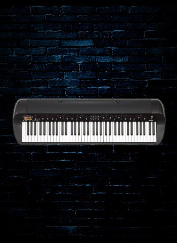 Korg SV-1BK - 73-Key Stage Vintage Piano - Black