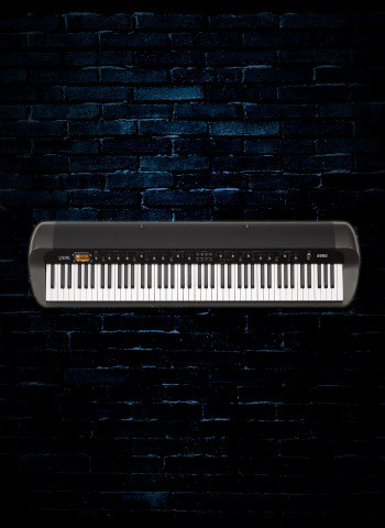 Korg SV-1BK - 88-Key Stage Vintage Piano - Black