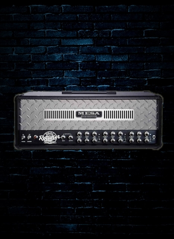 Mesa Boogie Dual Rectifier - 100 Watt Guitar Head - Black