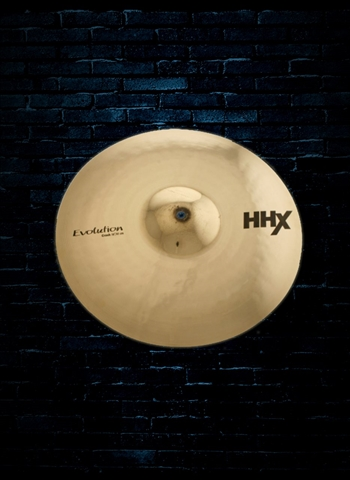 "Sabian 11606XEB - 16"" HHX Evolution Crash"