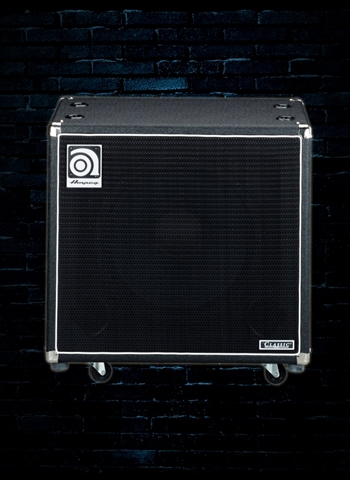 Ampeg Svt 15e 200 Watt 1x15 Quot Bass Cabinet Black