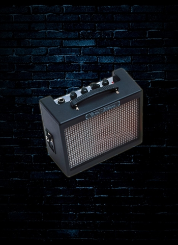 "Fender MD20 Mini Deluxe - 1 Watt 2x2"" Guitar Combo - Black"