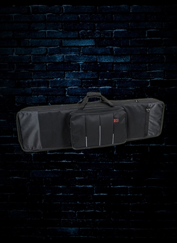 Kaces 11-KB Xpress Series 76-Key Keyboard Bag - Black