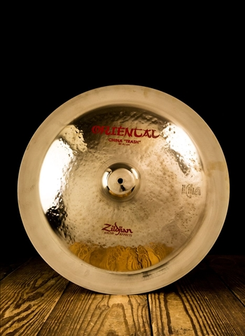 "Zildjian A0620 - 20"" FX Oriental Series China Trash"