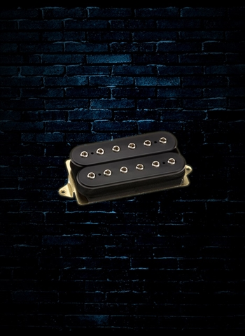 DiMarzio DP161 Steve's Special F-Spaced Bridge Pickup - Black