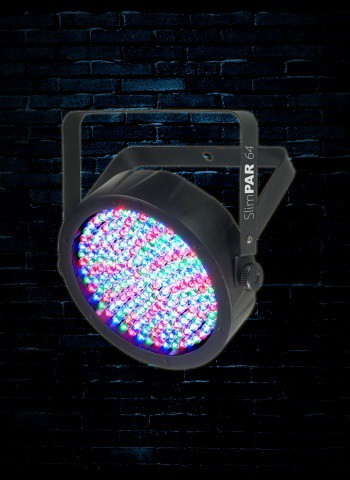 Chauvet DJ SlimPAR 64 - LED Wash Light Fixture