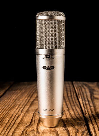 CAD GXL3000 Large Diaphragm Cardioid Condenser Microphone