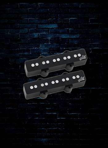 Aguilar AG 5J-70 - 5-String 70's Era Jazz Bass Pickups - Black