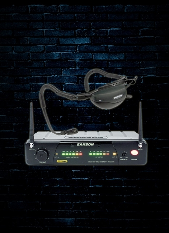 Samson SW7AVSCE AirLine 77 Vocal Headset Wireless System