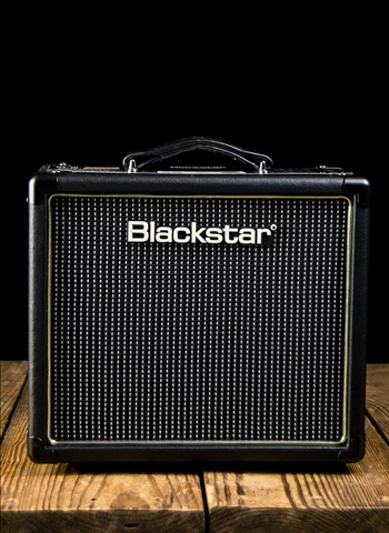 "Blackstar HT-1R - 1 Watt 1x8"" Guitar Combo - Black"