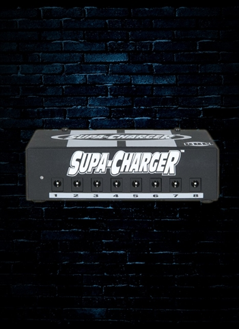 BBE Supa-Charger Universal Pedal Power Supply