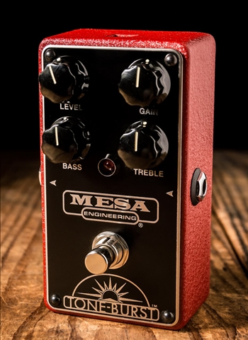 Mesa Boogie Tone-Burst Overdrive Pedal