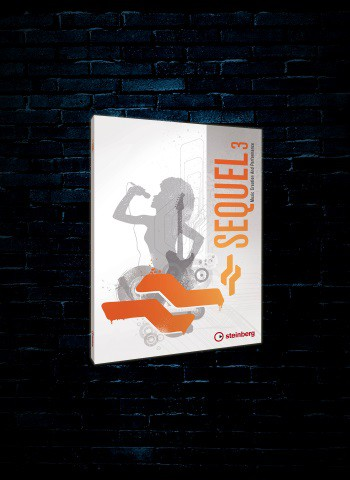 Steinberg Sequel 3 Music Production Software