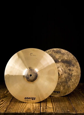 "Dream Cymbals EHH14 - 14"" Energy Series Hi-Hats"