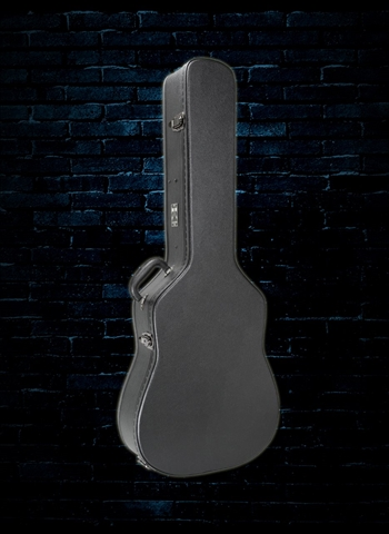 Kaces KHA-FT1 Dreadnought Guitar Hardshell Case