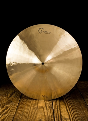 "Dream Cymbals BCRRI18 - 18"" Bliss Series Crash/Ride"
