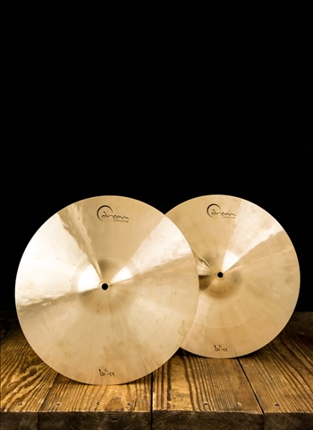 "Dream BHH15 - 15"" Bliss Series Hi-Hats"
