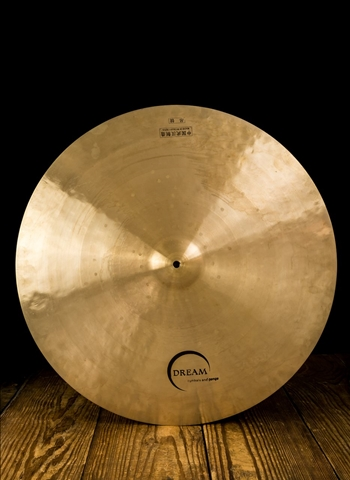 "Dream Cymbals BSBF24 - 24"" Bliss Series Small Bell Flat Ride"