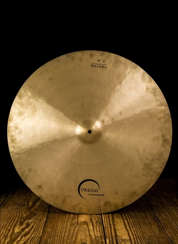 "Dream Cymbals C-SBF24 - 24"" Contact Series Small Bell Flat Ride"