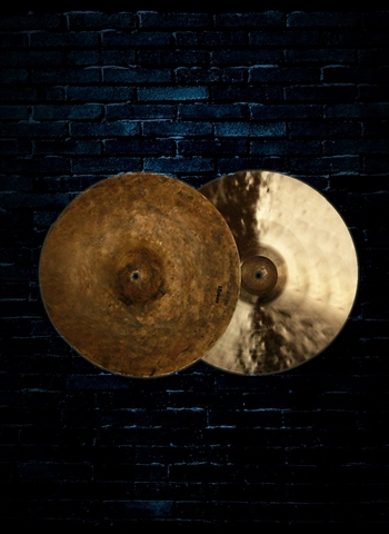 "Dream Cymbals EHH15 - 15"" Energy Series Hi-Hats"
