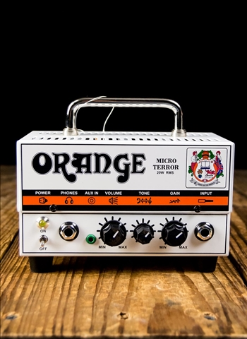 Orange MT20 Micro Terror - 20 Watt Guitar Head - White