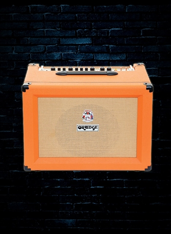 "Orange CR60C - 60 Watt 1x12"" Guitar Combo - Orange"