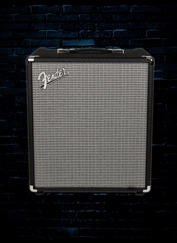 "Fender Rumble 100 (V.3) - 100 Watt 1x12"" Bass Combo - Black"