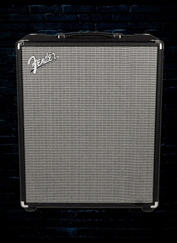 "Fender Rumble 200 (V.3) - 200 Watt 1x15"" Bass Combo - Black"