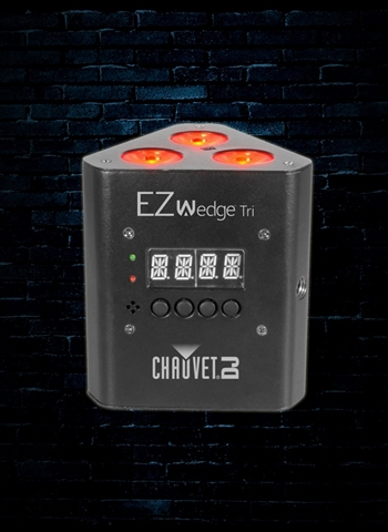 Chauvet DJ EZWedge Tri -  Tri-Color LED Wash Light