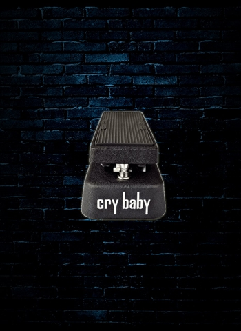 Dunlop CM95 Clyde McCoy Cry Baby Wah Wah Pedal