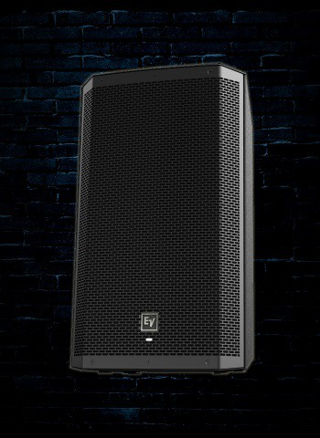 "Electro-Voice ZLX-12P - 1000 Watt 1x12"" Powered Loudspeaker - Black"