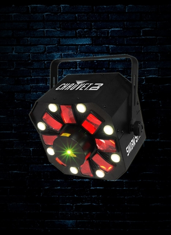 Chauvet DJ Swarm 5 FX 3-in-1 LED Effect Light