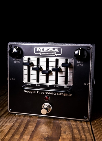 Mesa Boogie 5-Band Graphic EQ Pedal