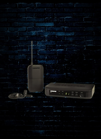 Shure BLX14/CVL Wireless Lavalier System with Microphone
