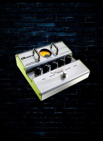 Ashdown Bass Dual Band Compression Pedal